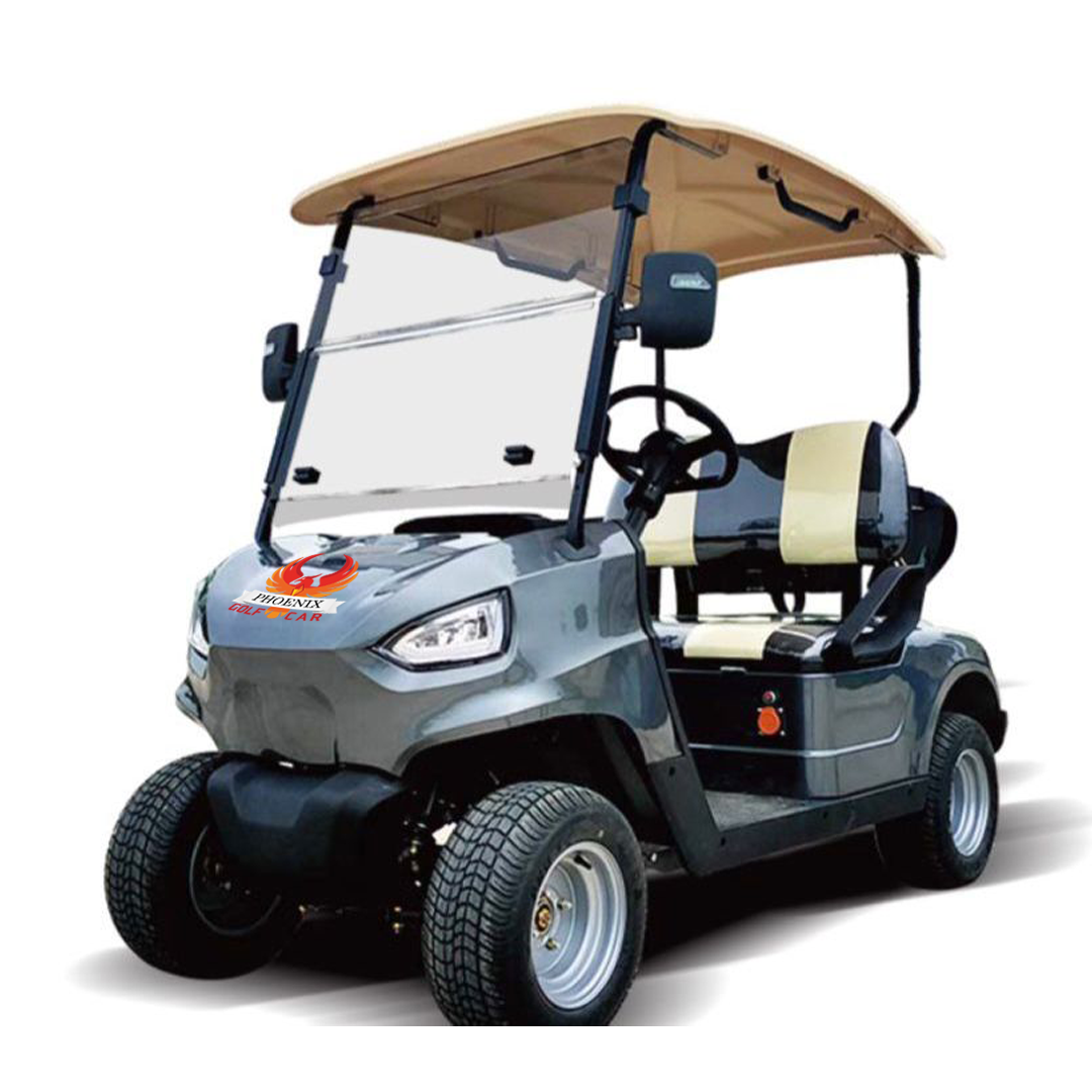 gry cart with logo